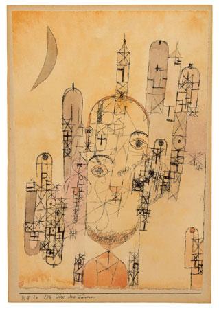 Paul Klee - L'idea delle Torri