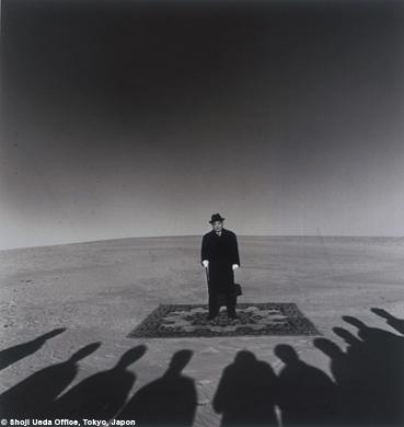 Dunes, portrait de M. Sohji Yamakawa, 1984